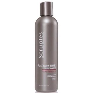 Scruples Platinum 8.5-ounce Shine Shampoo