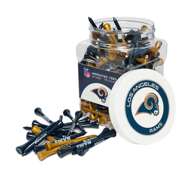 NFL Los Angeles Rams Multi-colored 175 Tee Jar