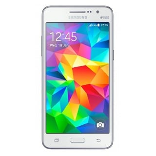 Samsung Galaxy Grand Prime DUOS G531H Unlocked GSM Android Cell Phone - White