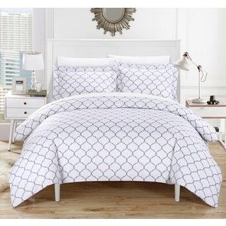 Geometric King Duvet Covers Overstock Com Shopping