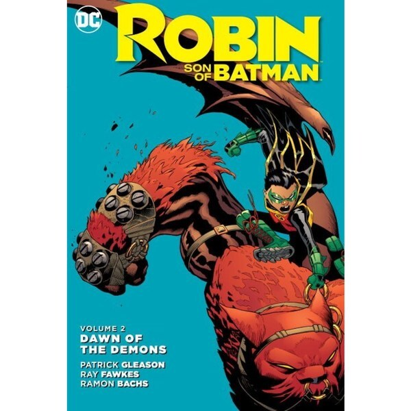 Robin Son of Batman 2: Dawn of the Demons (Hardcover) 17947171