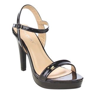 High Heel Strap Heels