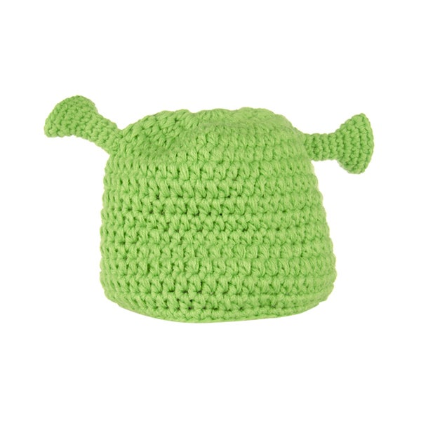 Crummy Bunny Large Green Ogre Beanie