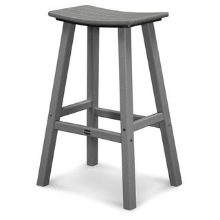 Traditional Saddle Bar Stool (30 inches)