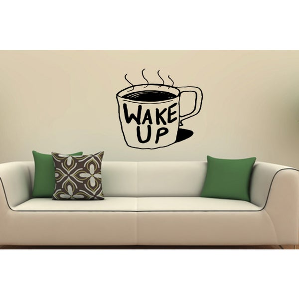 Wake up Good Morning Sunshine! Wall Art Sticker Decal