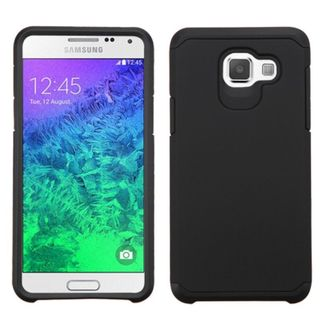 Insten Hard PC/ Silicone Dual Layer Hybrid Rubberized Matte Case Cover For Samsung Galaxy A5
