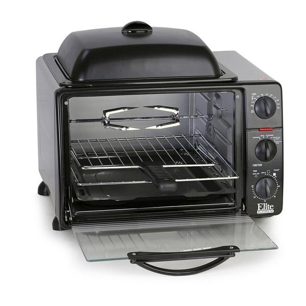 Elite Cuisine Ero 2008s 23 Liter Toaster Oven With