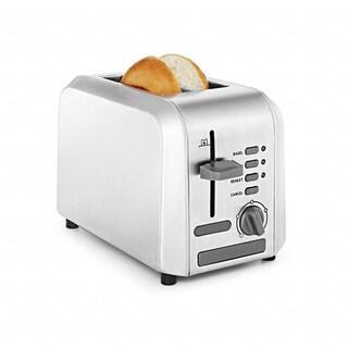 Chefman RJ31-sS Stainless 2-slice Toaster