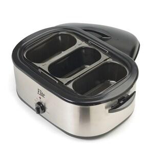 Elite Platinum ERO-210B 18-quart Roaster Oven
