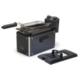 Eware 09125 Professional 2 5 Liter Deep Fryer With Detachable Oil Tank 12980909 Overstock