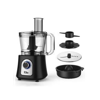 Elite Platinum EFP-7730A 12-cup Food Processor