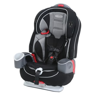 Graco Nautilus 65 LX 3-in-1 Harness Booster Seat in Matrix