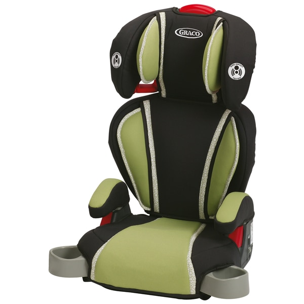 Graco Highback Turbo Booster in Go Green