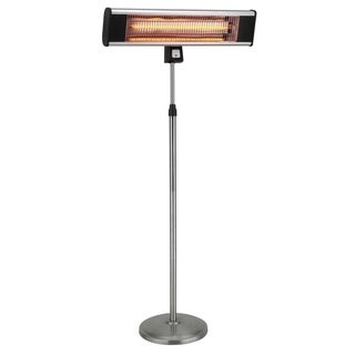 Outdoor Rated Patio Pedestal Stand Heater