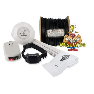 YardMax Fence System with WiseWire®