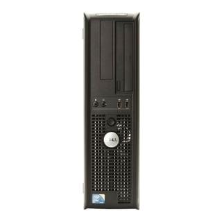 Dell OptiPlex 760 DT Black/ Grey PC Intel Core 2 Duo 3.00GHz 4GB DIMM DDR2 1TB Windows 7 Home Premium 32-Bit (Refurbished)