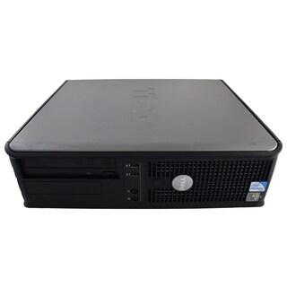 Dell OptiPlex 360 DT Black/ Grey PC Intel Pentium E5200 2.50GHz 4GB DIMM DDR2 320GB Windows 7 Home Premium 64-Bit (Refurbished)