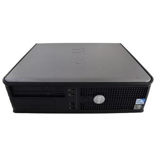 Dell OptiPlex 360 DT Black/ Grey PC Intel Pentium E5200 2.50GHz 2GB DIMM DDR2 320GB Windows 7 Home Premium 64-Bit (Refurbished)