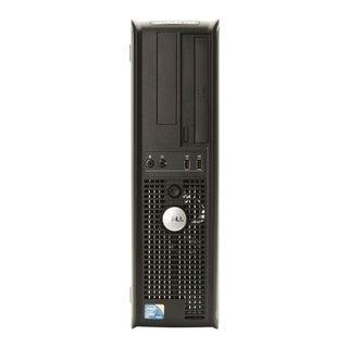Dell OptiPlex 760 DT Black/ Grey PC Intel Core 2 Duo 3.00GHz 4GB DIMM DDR2 1TB Windows 7 Home Premium 64-Bit (Refurbished)