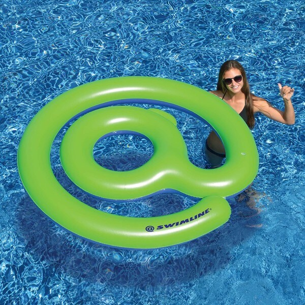 Trending 62-in Inflatable Pool Float