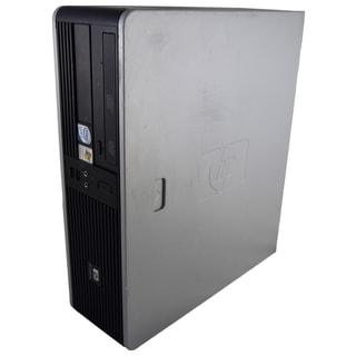 HP Compaq dc7800 SFF Grey/ Black PC Intel Core 2 Duo 2.66GHz 4GB DIMM DDR2 320GB Windows 7 Home Premium 64-Bit (Refurbished)