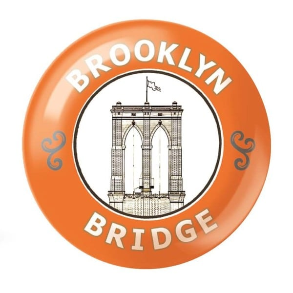 Fringe Studio Brooklyn Bridge Henry Tin Candle