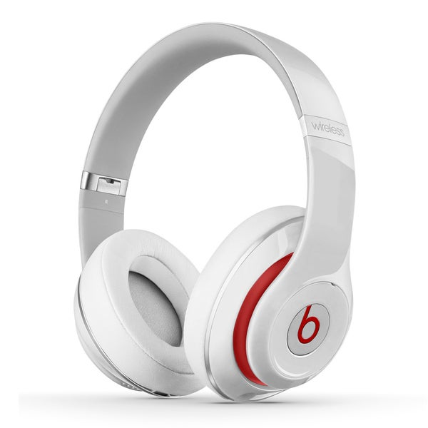 Beats By Dre Studio 2 Wireless Headphones White (Refurbished)