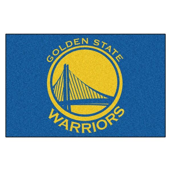 NBA - Golden State Warriors Starter Rug