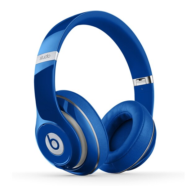 Beats By Dre Blue Studio 2 Wireless Headphones (Refurbished)