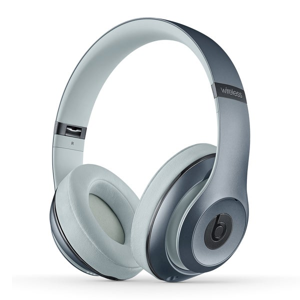 Beats By Dre Studio 2 Wireless Headphones Metallic Silver (Refurbished)