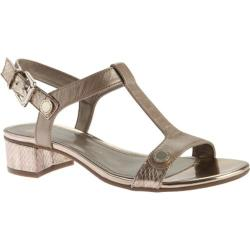 Women's Anne Klein Ebber Sandal Taupe/Taupe Leather