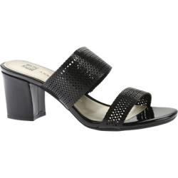 Women's Anne Klein Naldo Slide Black Patent