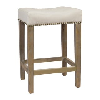 Ash Counter Stool (No Kickplate)