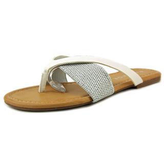 Rampage Women's 'Jam2' Fabric Sandals