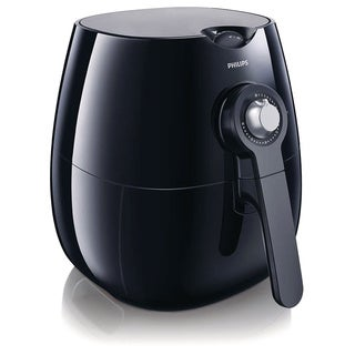Philips HD9230/26 Digital Black Viva Airfryer with Rapid Air Technology
