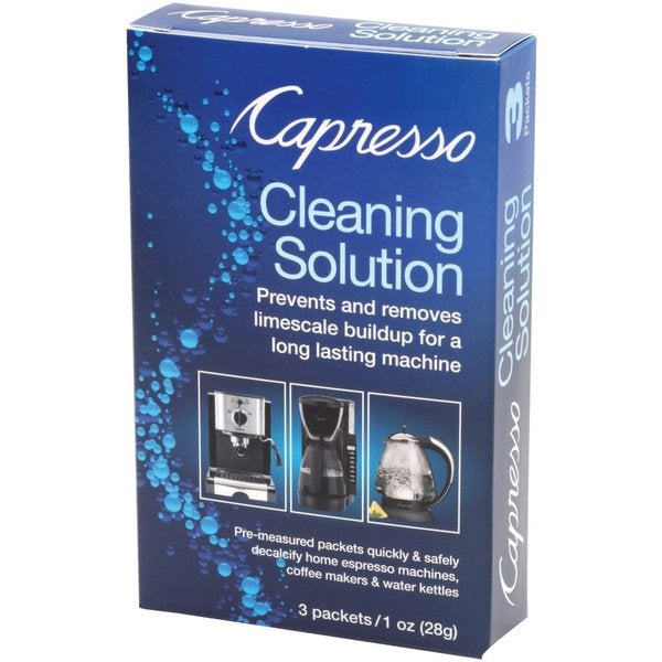 Capresso Cleaning Solution Coffee Decalcifier