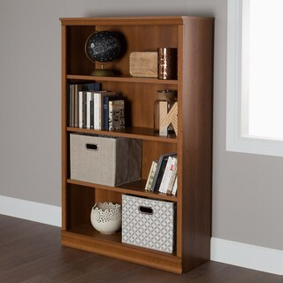 South Shore Morgan 4-shelf Bookcase