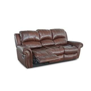 Lyke Home Gretchen Brown Sofa