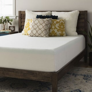 Crown Comfort Premium 12-inch Cal King-size Memory Foam Mattress