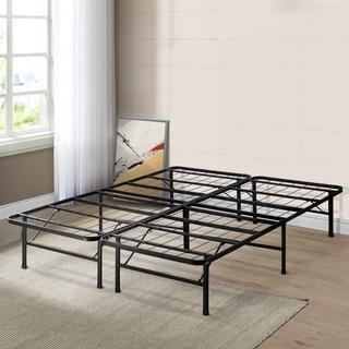 Crown Comfort 14-inch Full-size Platform Bed Frame