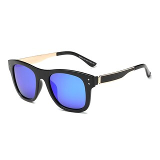 Dasein Square Sunglasses with Thick Metal Arms