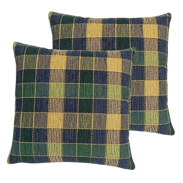 Clarinet 17-inch Throw Pillows (Set of 2)