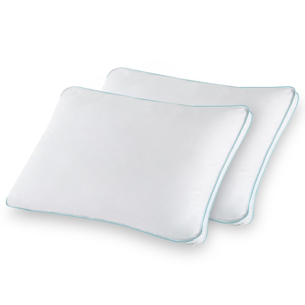 2-Pk. Priage Queen Memory Foam Pillow