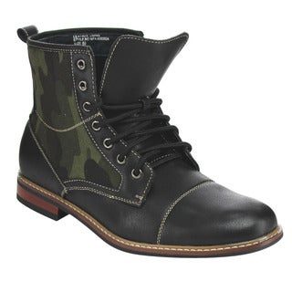 Ferro Aldo MFA-808562A Men's Combat Boots