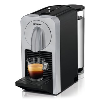 Nespresso Prodigio D70 Espresso Machine (Silver) with Smartphone App Connectivity