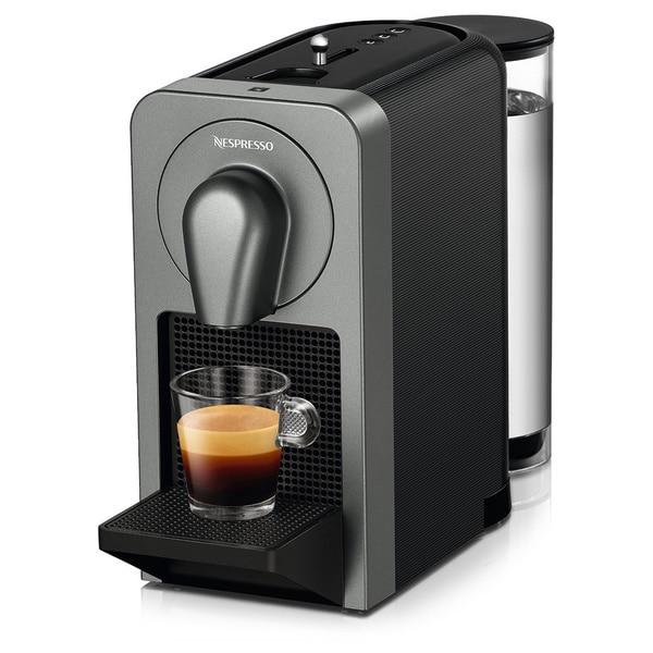 Nespresso Prodigio C70 Espresso Machine (Titan) with Smartphone App Connectivity