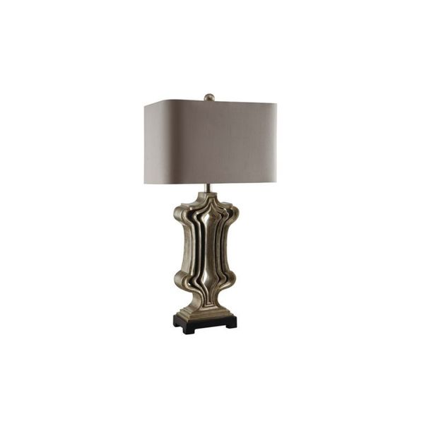 Crestview Collection 30 in. Mushroom Table Lamp