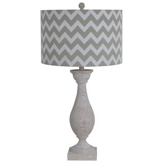 Crestview Collection 27 in. Bronze Table Lamp