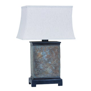 Crestview Collection 30 in. River Rock Table Lamp
