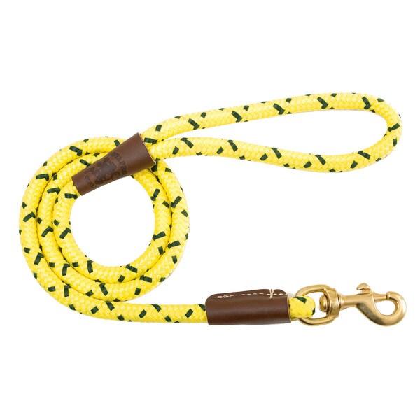 Mendota Snap Lead - Hi Viz Yellow